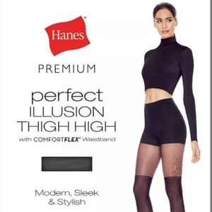 ILLUSION THIGH HIGH XXL